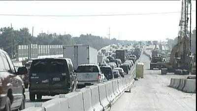 Interstate 10 construction generic - 14246101