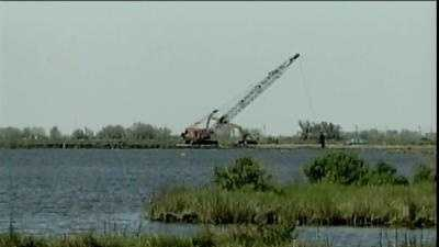 Morganza to the Gulf levee project - 13942030