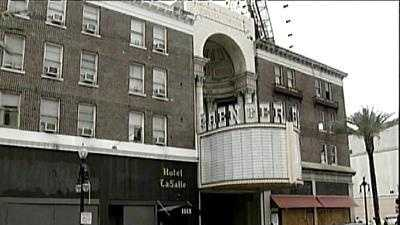 Saenger Theatre Canal Street frontage - 13692475