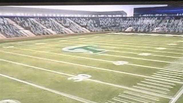 Tulane Stadium Plan May Be Delayed - 30998244