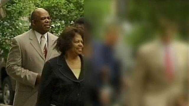 The brother of former U.S. Rep. Bill Jefferson is lawyer shopping, as police investigate the death of his wife.