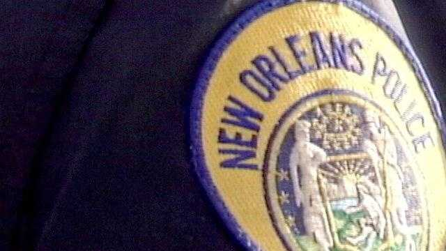 New Orleans Police Badge