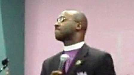 Bishop Kevin Boyd Sr.