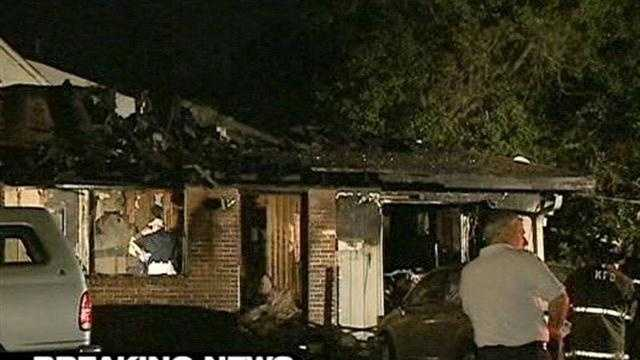 A woman and her young daughter died Thursday from injuries they received in an early morning house fire.