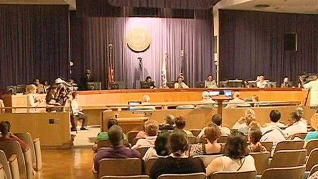 Mayor considers short list of names for Council seat