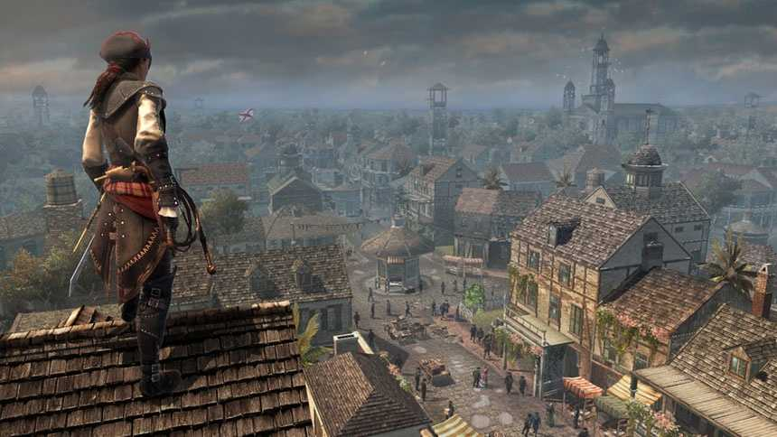Assassin's Creed III: Liberation will feature 1765 New Orleans as the backdrop of the acclaimed video game series.