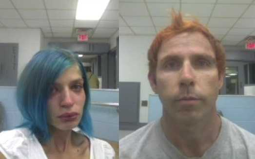 June 14, 2012: WDSU obtains the booking photos of Margaret Sanchez (Left) and Terry Speaks (Right) from the Tangipahoa Parish Sheriff's Office from their arrest on the night of June 12, 2012. Read the story