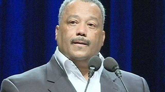 Rev. Fred Luter has become the first African-American president in the denomination's 167-year history.