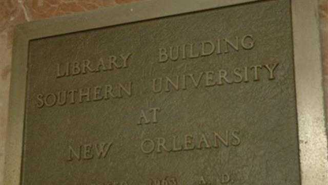 Southern University at New Orleans is marking a major milestone in it's recovery.