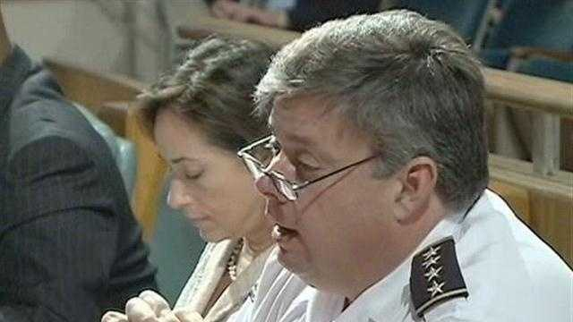NOPD Superintendent Ronal Serpas