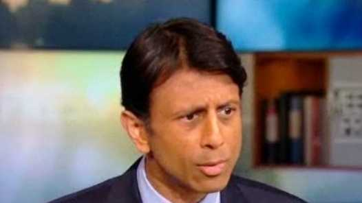 Jindal appears on Meet the Press
