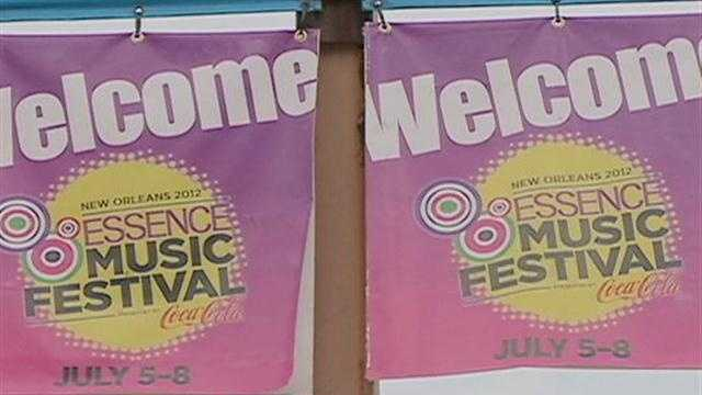 Opening day of the Essence Music Festival is kicking off with events geared for the young.