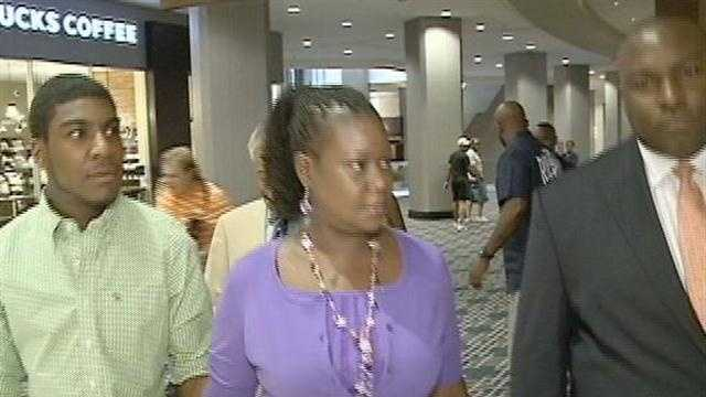 Trayvon Martin's parents speak on Zimmerman's release