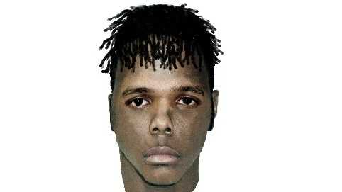 Police released this composite sketch of one of the two suspects sought in a Gentilly armed robbery that happened on Saturday.