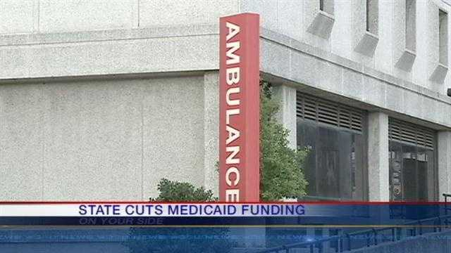 Louisiana State University's network of charity hospitals and clinics will lose a quarter of its budget, with the Jindal administration choosing to levy the largest slice of Medicaid cuts on those facilities.