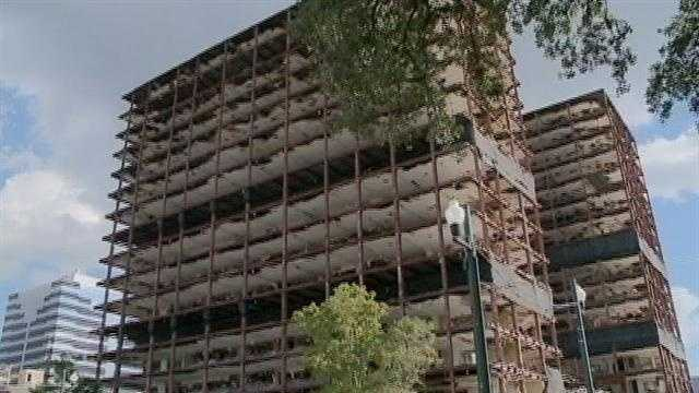 Iberville Residents Concerned About Palace Hotel Implosion Evacuations