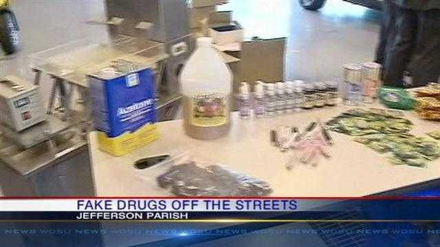 JPSO crack down on synthetic drugs