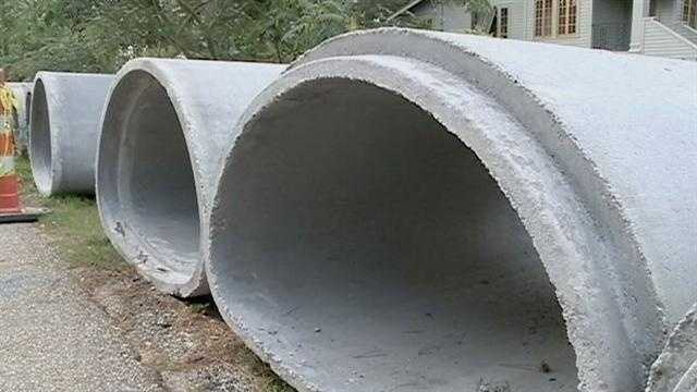 Old Mandeville Residents Concerned About Drainage Project