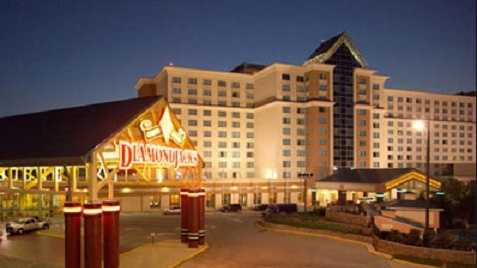 Diamond Jack's Casino, Bossier City