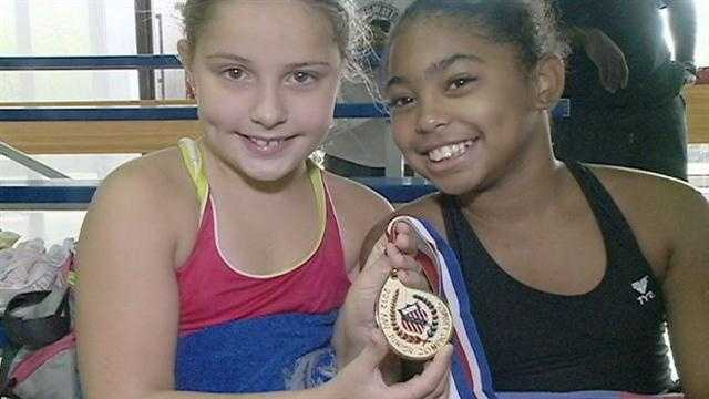 Local Junior Olympians Breaking Records