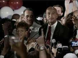 2006: Nagin runs for reelection.