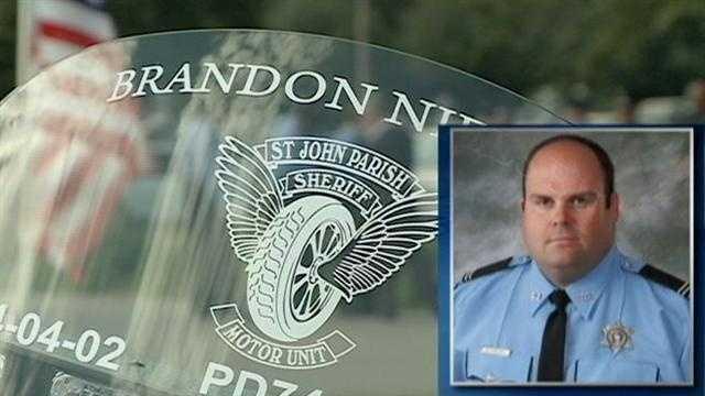 Deputy Brandon Neilsen Laid To Rest