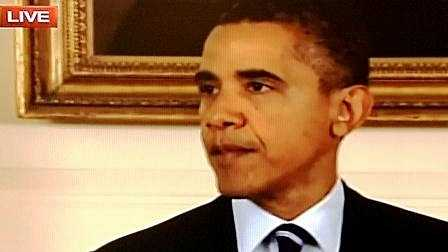 President Obama on Tuesday said the federal government was prepared for whatever Isaac may bring.