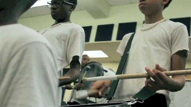 Drumline looks to replace instruments lost during Isaac