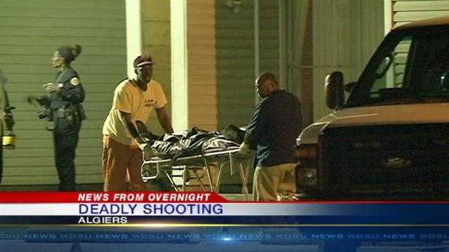NOPD investigating deadly shooting