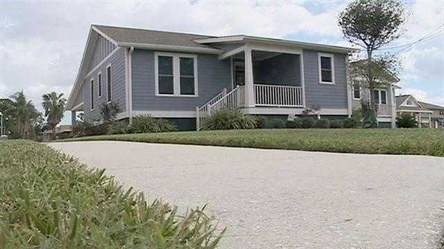 Gentilly Getting 100 New Homes