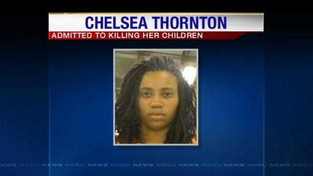 NOPD has booked a 23-year-old Gert Town woman with 2 counts of 1st-degree murder in the deaths of her two children.