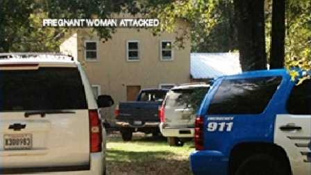 Pregnant woman attacked in Walker