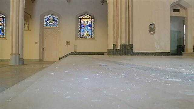 A group of non-profits are joining forces to help renovate St. Rosa Lima Church in Treme.