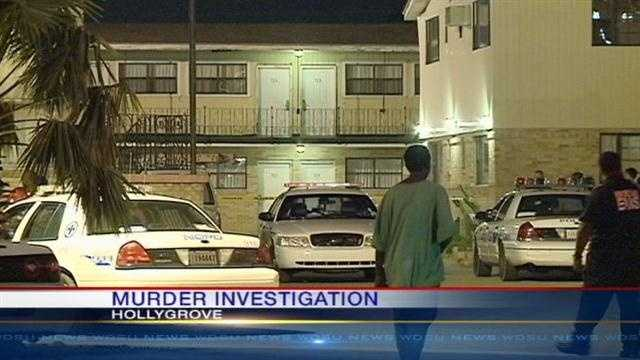 Police: Man gunned down in hotel parking lot