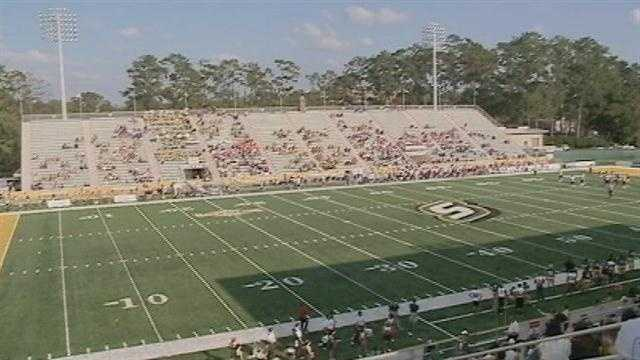 Some officers at Southeastern Louisiana University say athletes at the university may have been given special benefits or considerations.
