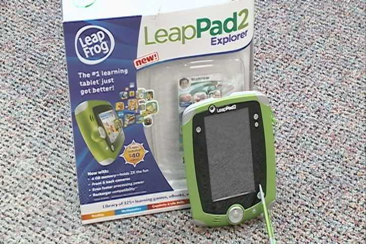 Leap Pad 2 - Click here for more information