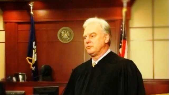 Judge Tim Kelley (from a 2012 campaign commercial)