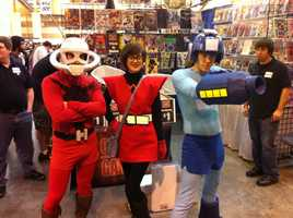 Thousands gathered at the Ernest M. Morial Convention Center to celebrate everything from video games, movies and comics at the New Orleans Wizard World Comic Con.