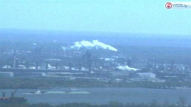 Health concerns following St. Charles Parish refinery burn off