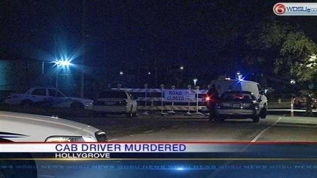 JP cab driver killed in Hollygrove Sunday night
