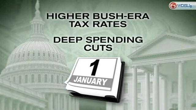 Local Businesses and Schools Brace For Fiscal Cliff