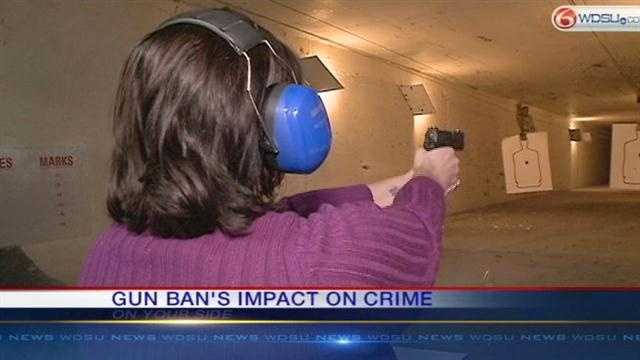 Americans on all sides of the gun control issue are starting to react to the president's plan to combat gun crimes.