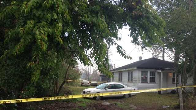 State Police investigate a deputy-involved shooting Thursday morning in St. John the Baptist Parish.