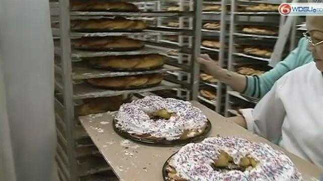 Northshore group sends King Cake to troops overseas