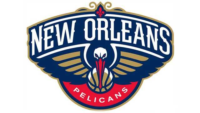 New Orleans Pelicans NBA team logo