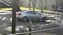 Algiers shooting car