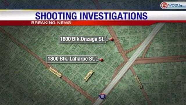 1 killed, 2 injured in Seventh Ward shootings