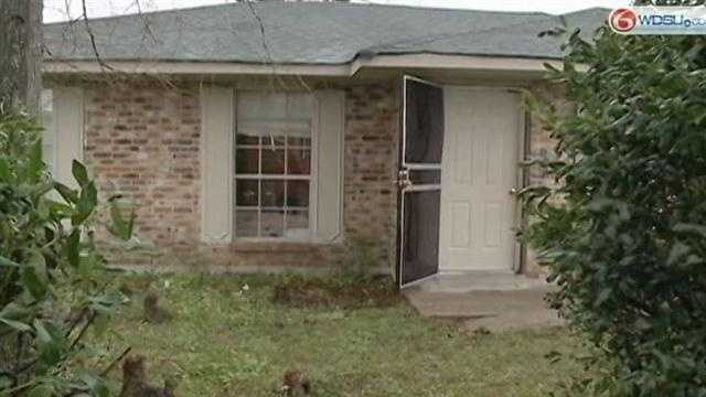 A 3-year-old boy died inside a home in the 2000 block of Rue Racine in Marrero.