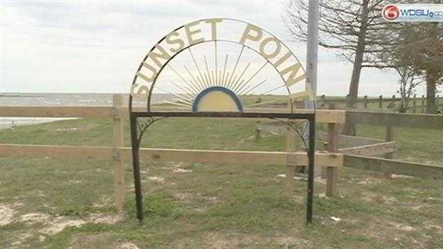 Heavily damaged during Hurricane Isaac, the popular picnic and fishing spot will be reopened one section at a time.