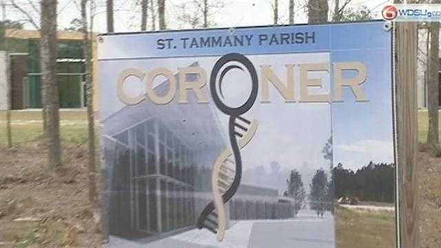 St. Rep. Tim Burns calls for St. Tammany Coroner To Resign